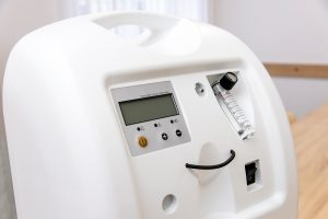 At Home Oxygen Concentrator